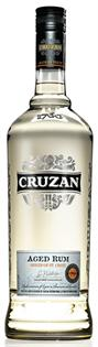 Cruzan Rum Light Aged 1.00l